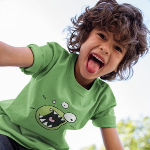 Funny kids monster T-Shirt
